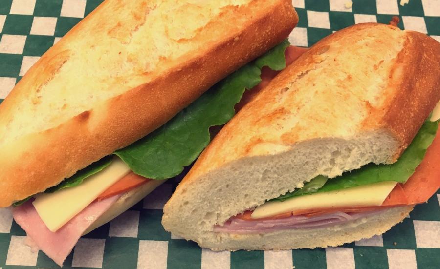 Sandwich Combiné de Viande Froide